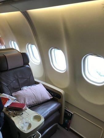 Foto Singapore Airlines