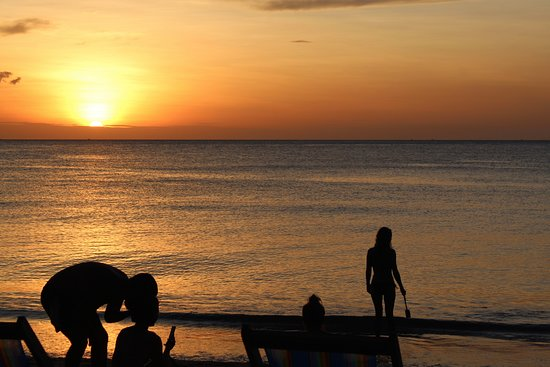 Sunset Mojito
