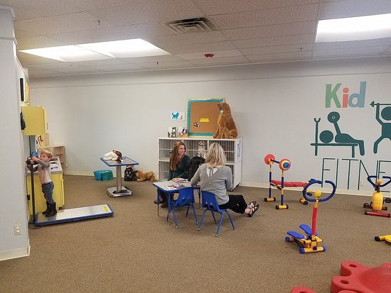 Jacksonville, Carolina del Nord: Veterinary clinic for kids