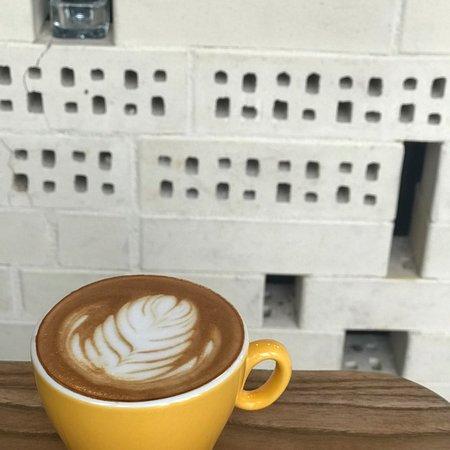 Очень уютно и по настоящему правильный кофе