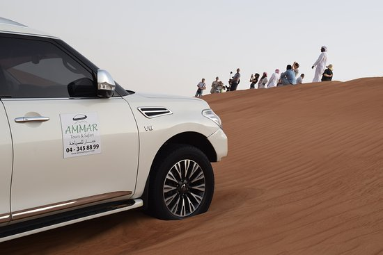Emirado de Dubai, Emirados Árabes: Ammar Tours