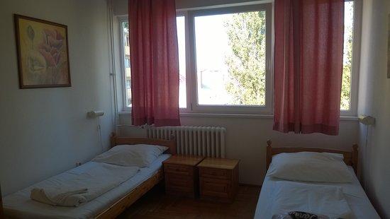 Rila Hotel: Siisti kahden hengen huone
