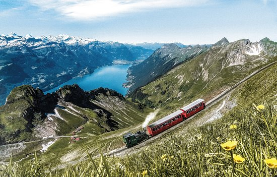 Brienz Rothorn Bahn