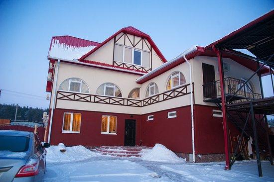 Volokonovka, Ρωσία: Нашли чудо место!!! 2км от центра Волоконовки Белгородская область гостевой дом на берегу озера.Спорт инвентарь комфорт  цена качество супер