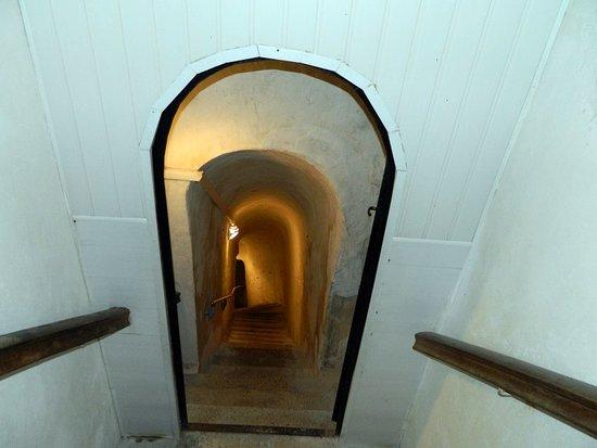 Volokonovka, Ρωσία: Холковский подземный монастырь