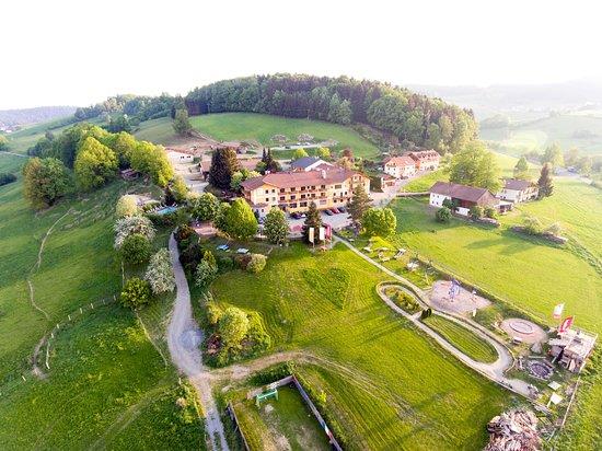 Schoenberg, Jerman: Hotelgelände mit 14 ha Abenteuer-Erlebnis-Areal