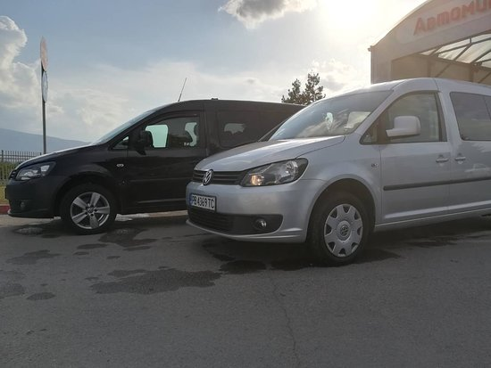 Sofía, Bulgaria: Multiple types of vehicles depending on your needs.