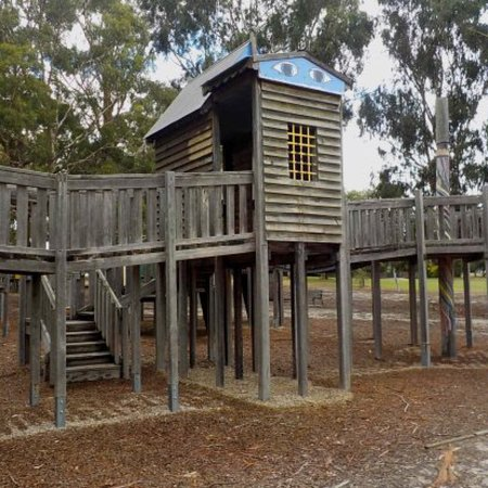 Burwood, Australië: W Class Tram Shelter