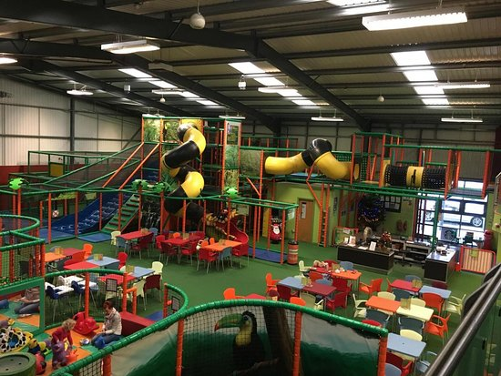 Roarsome Play Centre