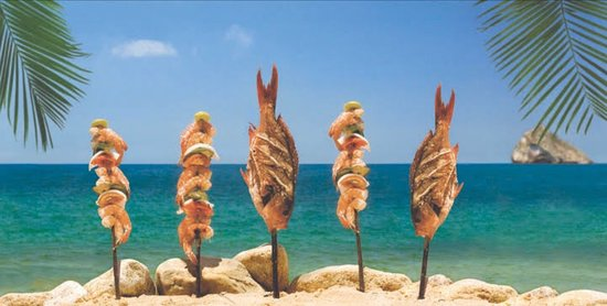Puerto Vallarta´s Local cuisine is delicious!! We will take you to enjoy a feast.