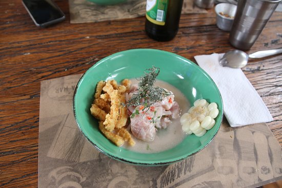 Lima Ultimate Peruvian Food Tour: Cebiche