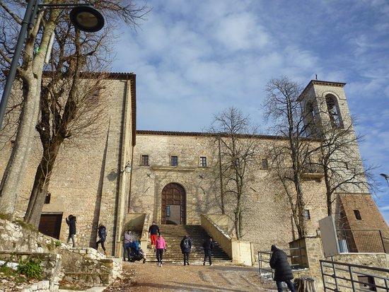 Basilica of Saint Ubaldo: Basilica di San Ubaldo