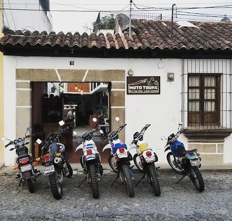 Mototours Guatemala