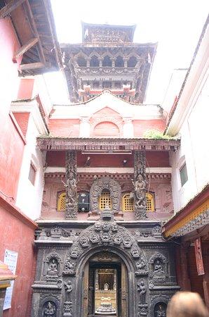 Patan (Lalitpur), Nepal: Entrada