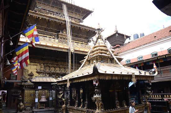 Patan (Lalitpur), Nepal: Estupa