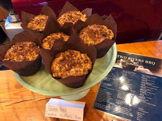 South Fork, CO : Gluten Free Pumpkin Muffins