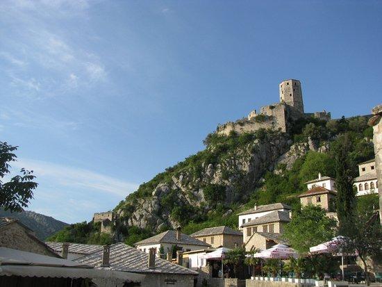 Pocitelj, Bósnia-Herzegovina: The historic urban site of Počitelj #10