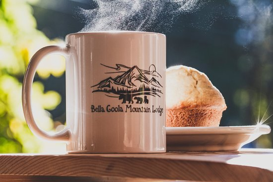 Hagensborg, Canada: Complimentary continental breakfast with stay at Bella Coola Mountain Lodge
