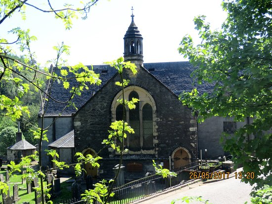 ‪Mortlach Parish Church‬