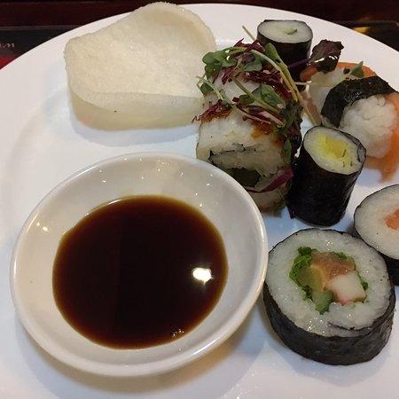Asia Fünf Sterne Restaurant