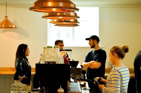Three Stack: Villas Cafe