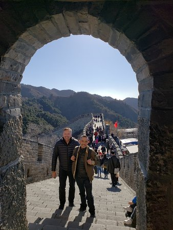 Beijing Layover Small Group Tour to Great Wall & Forbidden City (7AM-3PM): We had so much fun. What an amazing site.