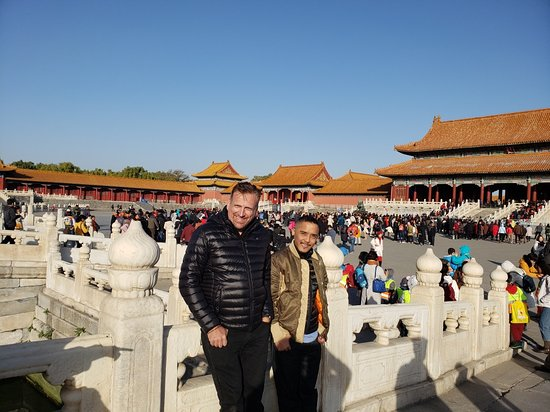 Beijing Layover Small Group Tour to Great Wall & Forbidden City (7AM-3PM): The Forbidding City was so beautiful.