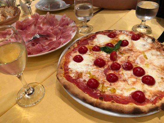 Pizzeria al 50 Da Geggio : dinner