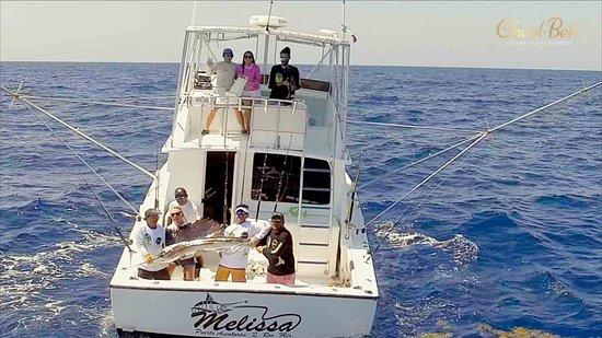 Playa del Carmen, México: Sport Fishing