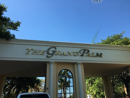 Peermont Walmont at The Grand Palm: The main gate entrance
