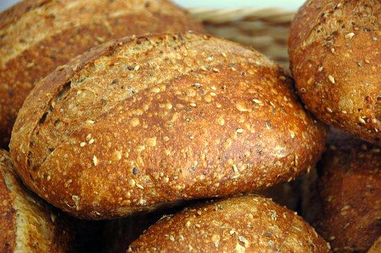 Chez Tim: pan huevo de semillas