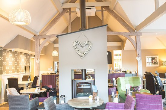 Breckland Lodge: Coffee Lounge