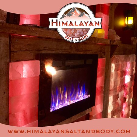 Himalayan Salt & Body