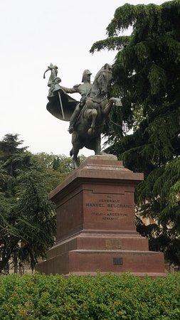 Monumento a Manuel Belgrano