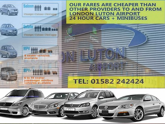 A1 24 Hour Taxis Luton