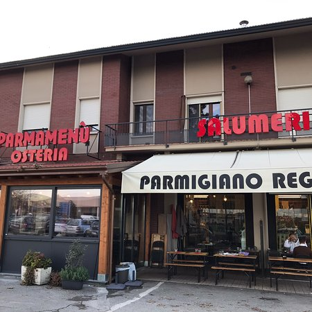 Parmamenu Photo