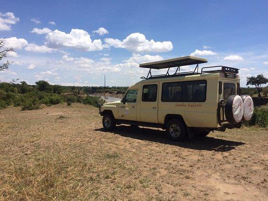 Simba Safaris: stopover
