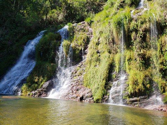 Sao Roque de Minas: Cachoeira do Jota