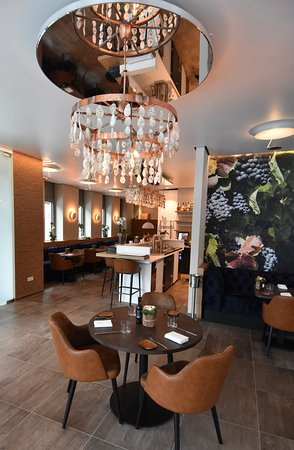 Restaurant MARREES: interieur