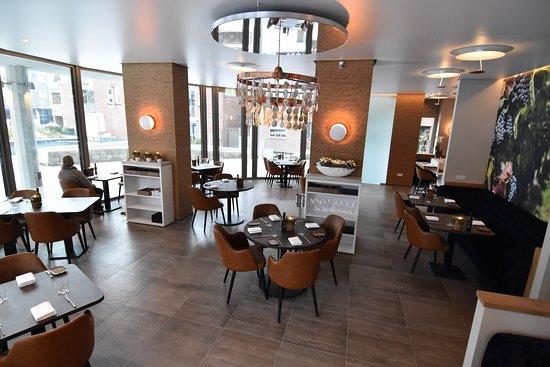 Restaurant MARREES: interieur