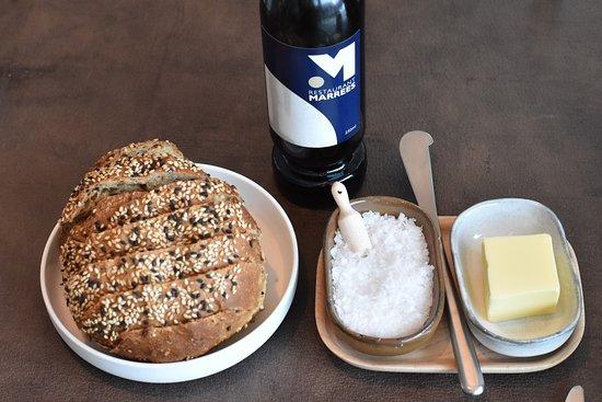 Restaurant MARREES: brood