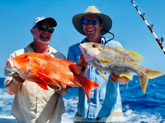 Arnhem, Australia: Some nice table fish caught on a recent trip. Happy anglers again after another great trip