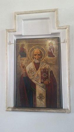 Cape Apostolos Andreas: ICONS