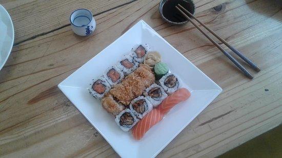 Golden Salmon super variado