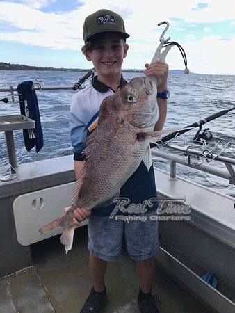 Reel Time Fishing Charters: Fishing Trips in Melbourne 2018