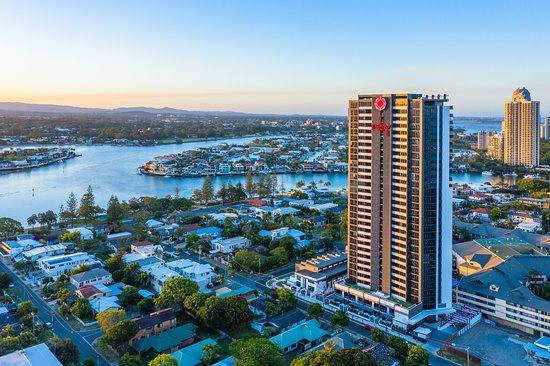 Arise Ruby Gold Coast, hôtels à Surfers Paradise