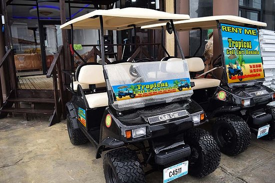 Tropical Golf Cart Rentals