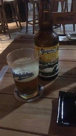 Ipa da cervejaria Itajahy, cerveja regional e artesanal.