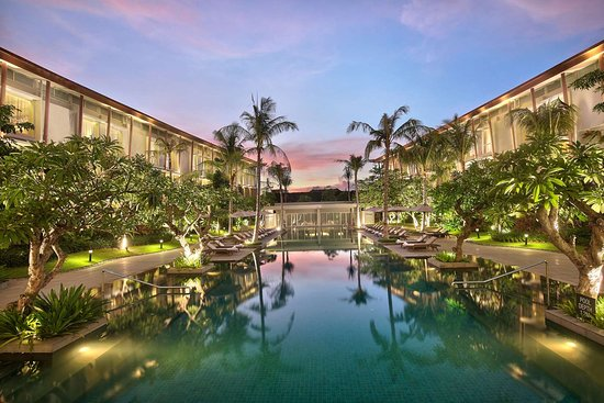 Carte Bali Avec Aeroport.Nice Restaurant Review Of Hilton Garden Inn Bali Ngurah Rai