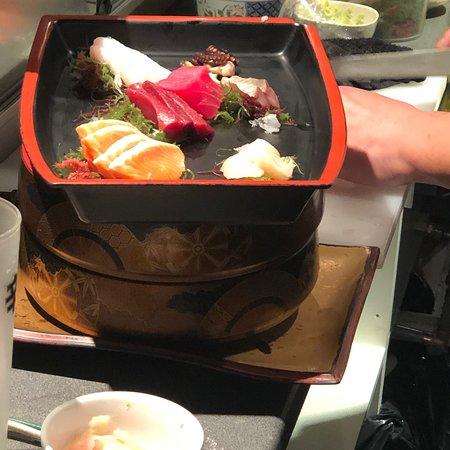 Goku Japanese restaurant & bar: 色香味俱全,完美!喜欢
